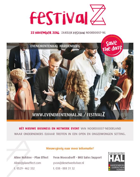 Leaflet FestivalZ