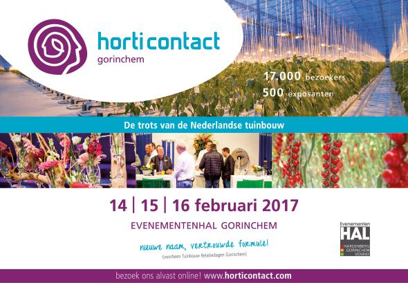Uitnodiging HortiContact