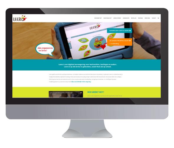 Website Leero