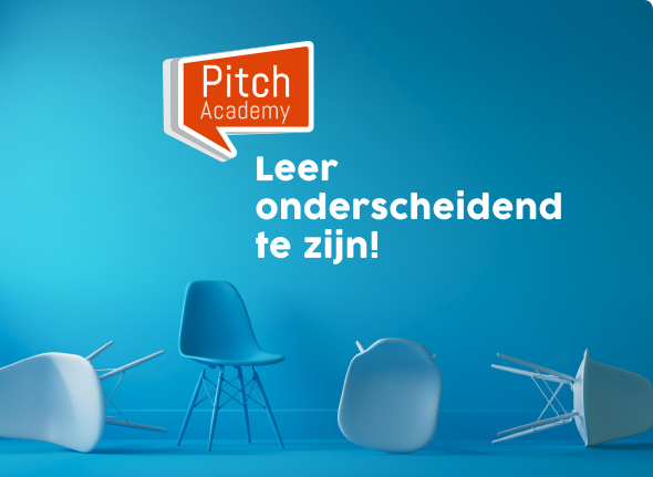 Conceptbeeld Pitch Academy