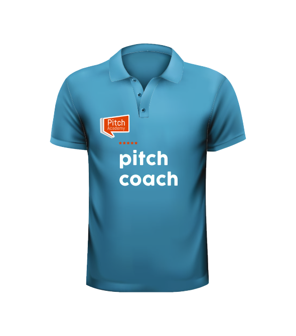T-shirt Pitch Academy