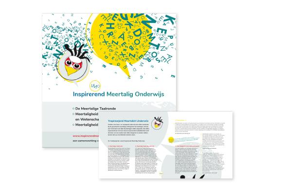 Folder Inspirerend Meertalig Onderwijs