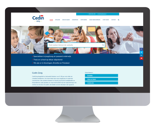 Website CedinZorg